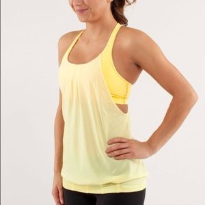 Lululemon Practice Freely Tank *GREAT CONDITION*
